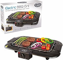 Quest 35910 Electric Portable Indoor BBQ Grill |