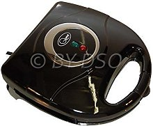 Quest 4 Slice Toasted Non Stick Sandwich Maker in