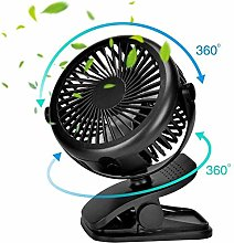 Queta Mini Fan USB Portable Personal Fan PC