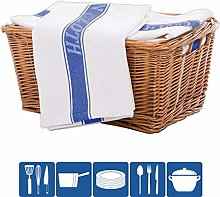 Quick Cleaning Supplies 100% Cotton Catering Tea