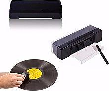 QuickShop Record Cleaning Kit Velvet Brush Stylus