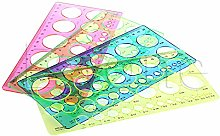 Quilling Ruler Template Tool Kit Circle Size