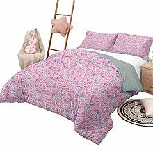 Quilt Bedding Set Baby Quilt Set for Children Bows