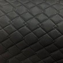 Quilted Fabric Black 4oz Waterproof Outdoor