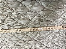 Quilted Fabric Waterproof 4oz Outdoor Bedding