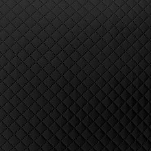 Quilted Faux Leather Diamond Fluted Car Seating