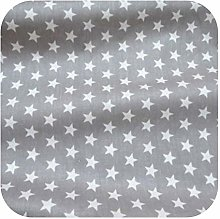 Quilting Fabric Upholstery, New Stars Printed