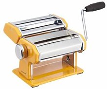 Quince & Cook - Traditional Pasta Maker - Yellow