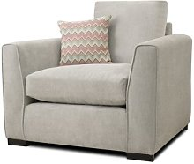 Quiroz Armchair Mercury Row Upholstery Colour: