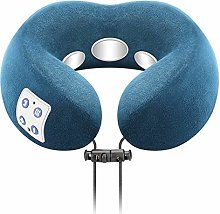 QULONG Massage Pillow Smart U-Shaped Pillow