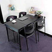 QULONG Wall Mounted Table,3 Fold Out