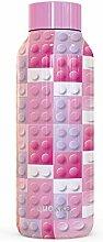 Quokka Kids - Solid Pink Bricks 510 ML|