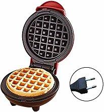 QUUY American Waffle Maker Iron Machine 350W,