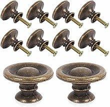 Quyi Vintage Copper Handle Antique Brass Furniture
