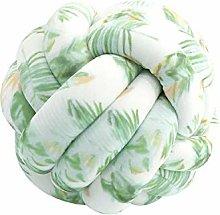 qwe Knot Ball Pillow - Knot Ball Cushion Handmade