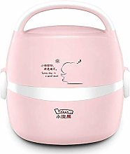 QWE Mini rice cooker multi-function portable rice
