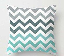 QWE Sofa Pillow Simple Bedroom Sofa Bed Cushion
