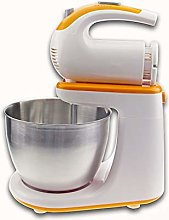 QWEASD Cake Mixer, Professional Food Mixer, Orange