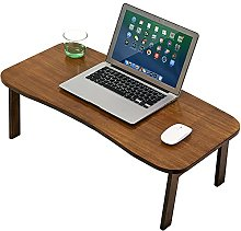 QWEEF Laptop Table Adjustable Laptop Bed Table Lap
