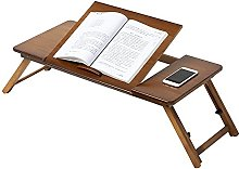 QWEEF Laptop Table Laptop Bed Table Lap Standing