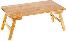 QWEEF Laptop Table Laptop Bed Table,Portable