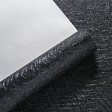 QWESD Dark blue indigo plain silk wallpaper,