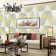 QWESD Nordic style boy bedroom geometric pattern