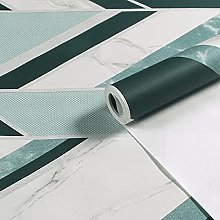 QWESD Nordic style wallpaper new Chinese lattice
