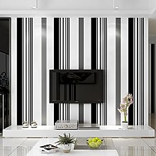 QWESD White Black Grey Wallpaper Modern Vertical