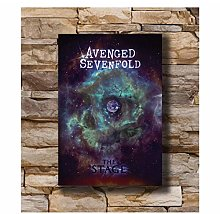 QWGYKR Avenged Sevenfold The Stage Album Wall