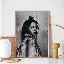QWGYKR Canvas Painting Wall Art Aesthetic Poster