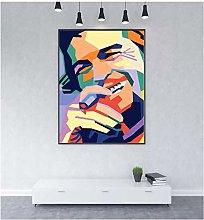 QWGYKR Che Guevara Art Print Canvas Poster Art