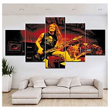 QWGYKR Hd Print Custom Made Paintings Canvas Wall