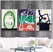 QWGYKR Home Decoration Canvas Print Art Wall