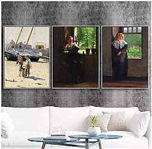 QWGYKR Home Decoration Print Art Wall Pictures For