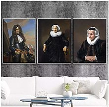 QWGYKR Home Decoration Print Canvas Art Wall