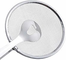 QWLHZW Colander Stainless Steel Food Clip Snack