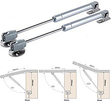 QWLHZW Hydraulic Hinges Door Lift Support For