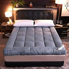qwqqaq Thicken Quilted Mattress,sleeping Tatami
