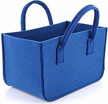 QXJTX Laundry basket Large Basket Storage Felt
