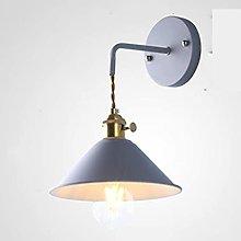 QYRKYP Vintage Wall Light Bedroom,Metal Wall Lamp