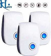 qyy Ultrasonic Pest Repeller, Plug-in Electronic