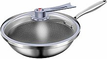 QZH Home 32cm Stainless Steel Vacuum Cooker