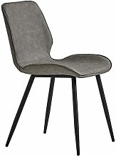 QZMX chair Nordic Dining Chair, Home Simple Modern