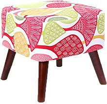 QZz Home Barstools Solid wood stool small bench
