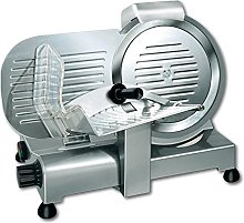 R.G.V. 22GS Luxury Slicer in Aluminium Tempered