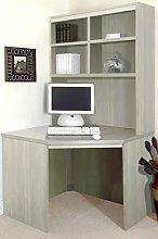 R. White Cabinets B-CDK-OJ-IN Corner Desk Unit
