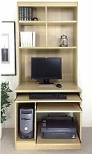 R. White Cabinets B-CWS-OF-IN Computer Workstation
