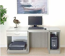 R. White Cabinets SET-10-IN Small Laptop Printer