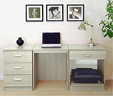 R. White Cabinets SET-11-IN Laptop Table In
